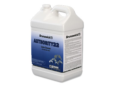 Authority 22 Lane Cleaner