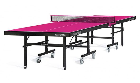 Brunswick Smash 7.0 Bright Pink Table Tennis