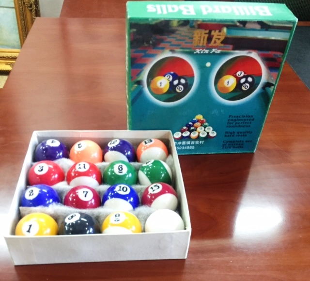 Chinese Ball Sets Size 2.1.16 11301004