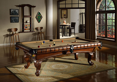 Lego Billard Tables Al Najdain General Trading Contracting Company - Kensington pool table