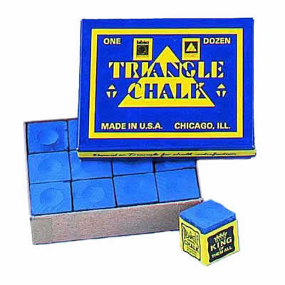 Triangle-Chalk-Blue